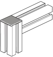 Aluminium Structural Framing - Air Supply Elements - ESA UK